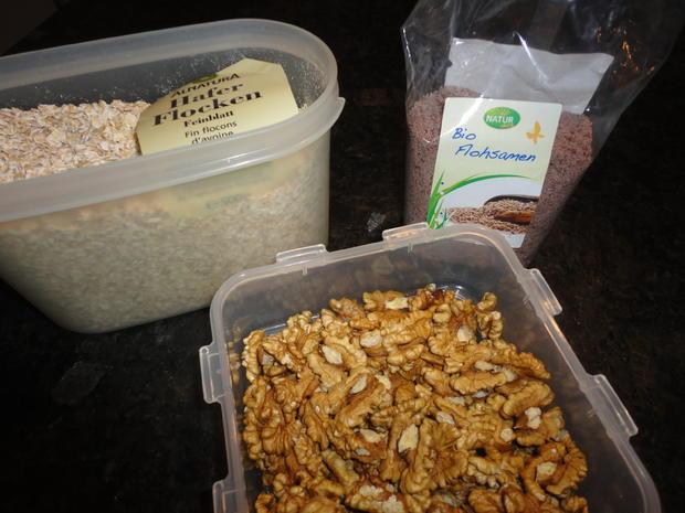 meine Porridge Trockenmischung fürs Frühstück - Rezept - Bild Nr. 3003