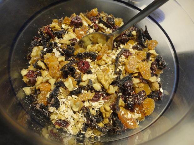 meine Porridge Trockenmischung fürs Frühstück - Rezept - Bild Nr. 3006