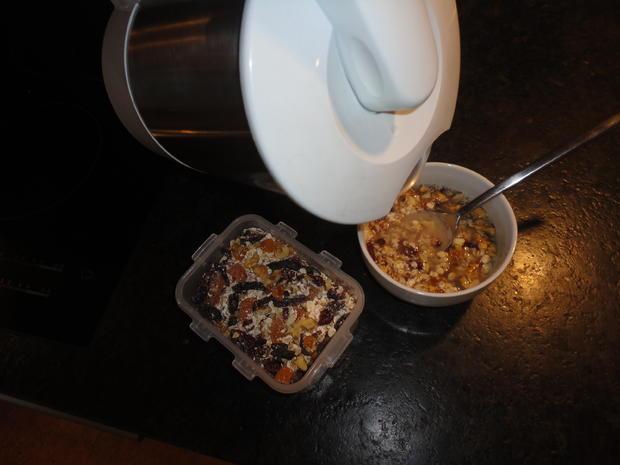 meine Porridge Trockenmischung fürs Frühstück - Rezept - Bild Nr. 3007