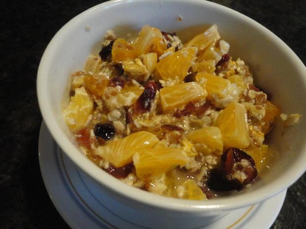 meine Porridge Trockenmischung fürs Frühstück - Rezept - Bild Nr. 3008