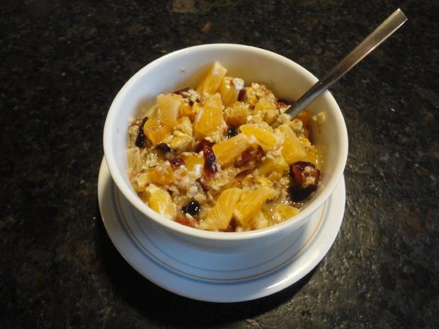 meine Porridge Trockenmischung fürs Frühstück - Rezept - Bild Nr. 3009