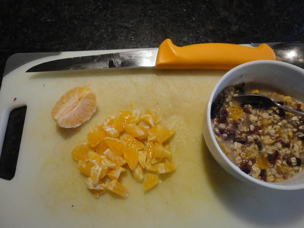 meine Porridge Trockenmischung fürs Frühstück - Rezept - Bild Nr. 3010