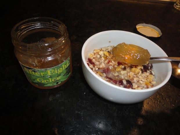 meine Porridge Trockenmischung fürs Frühstück - Rezept - Bild Nr. 3011