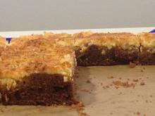 Mandarinen-Kokosnuss-Kuchen - schön saftig - Rezept - Bild Nr. 3003