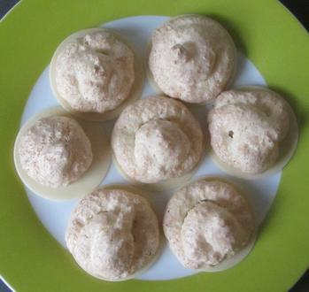 Kokosmakronen mit Überraschung - Rezept - Bild Nr. 3132