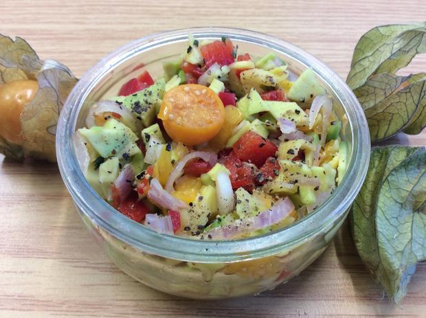 Avocado Salat - Rezept - Bild Nr. 3135
