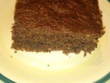 Weihnachtliche Brownies - Rezept - Bild Nr. 3128