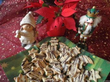 Weihnachtshimmel ;-) ... einfacher Keksteig - Rezept - Bild Nr. 3130