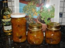 Mango-Papaya-Chutney - Rezept