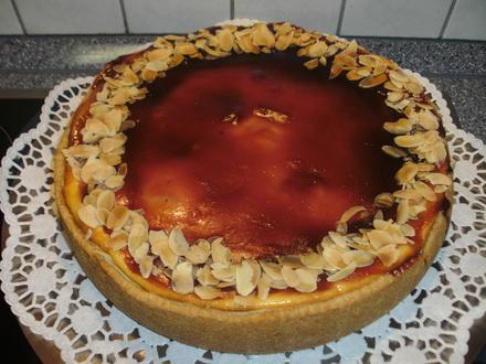 Apfelkuchen mit Glühweinguss - Rezept - Bild Nr. 3131