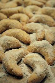 Weihnachtsplätzchen: Mürbe Vanillekipferl - Rezept - Bild Nr. 3144