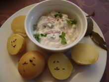 Kartoffeln mit Forellencreme - Rezept - Bild Nr. 3181