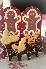 Weihnachtsplätzchen: Einfache Butter-Plätzchen zum Ausstechen - Rezept - Bild Nr. 3207
