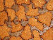 Bärlauch-Plätzchen ~Hundekekse~ - Rezept - Bild Nr. 3178
