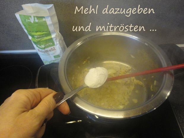 schnelle Gansl Suppe aus Resten - Rezept - Bild Nr. 3312