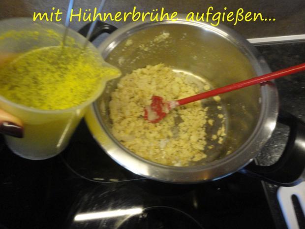 schnelle Gansl Suppe aus Resten - Rezept - Bild Nr. 3313