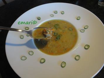 schnelle Gansl Suppe aus Resten - Rezept - Bild Nr. 3323
