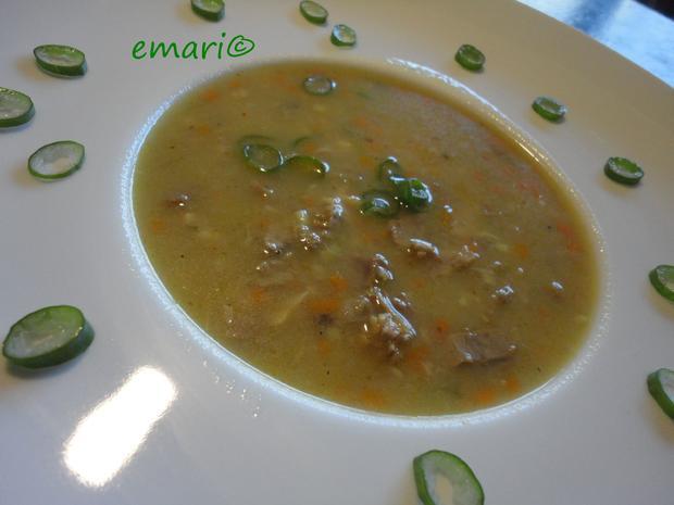 schnelle Gansl Suppe aus Resten - Rezept - Bild Nr. 3326