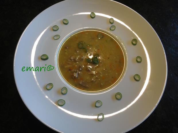 schnelle Gansl Suppe aus Resten - Rezept - Bild Nr. 3327