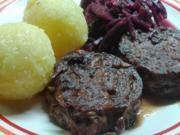 Veganer Sauerbraten - Rezept - Bild Nr. 3307
