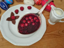 Bremer Rote Grütze mit Vanilletunke - Rezept - Bild Nr. 3339