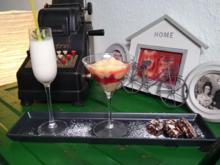 Lara's Dessertvariation mit Sgroppino und Salami - Rezept - Bild Nr. 3359
