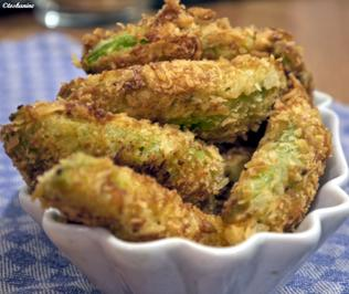Avocado-Fries - Rezept - Bild Nr. 3359