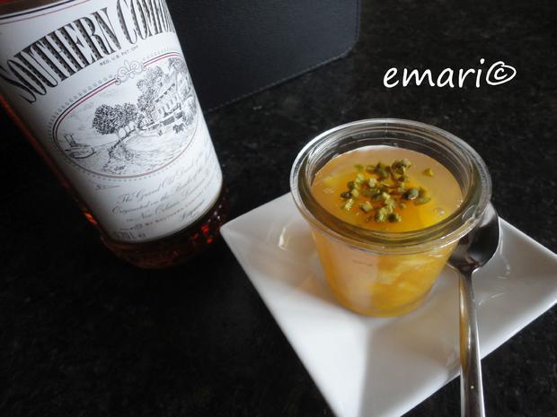 Tapioka Weisswein Orangen Pudding - Rezept - Bild Nr. 3445