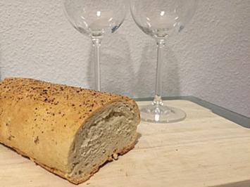 Knuspriges Knoblauch-Baguette - Rezept - Bild Nr. 3416