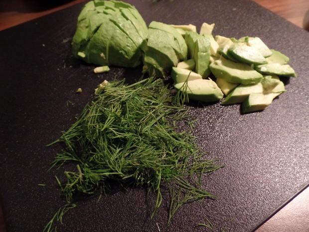 Gemüsereis mit Lachsfilet - Rezept - Bild Nr. 3421