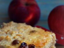 Apfel-Kuchen vom Blech mit Marzipan-Guss - Rezept - Bild Nr. 3558