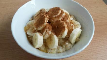 Apfel - Porridge  - Rezept - Bild Nr. 3451