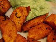 Avocado-Joghurt-Dip ähnlich Guacamole - Rezept - Bild Nr. 3558