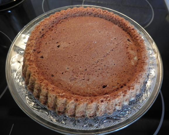Kleine Schokoladen - Orangen - Torte - Rezept - Bild Nr. 3490