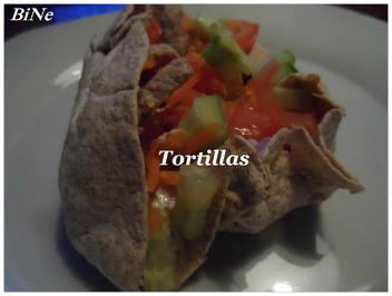 BiNe´ S TORTILLAS - Rezept - Bild Nr. 3567
