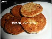 BiNe` S RÜBEN - SCHNITZEL - Rezept - Bild Nr. 3594