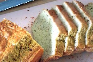 Bohnenbrot (Brot aus Bohnen) - Rezept - Bild Nr. 3559