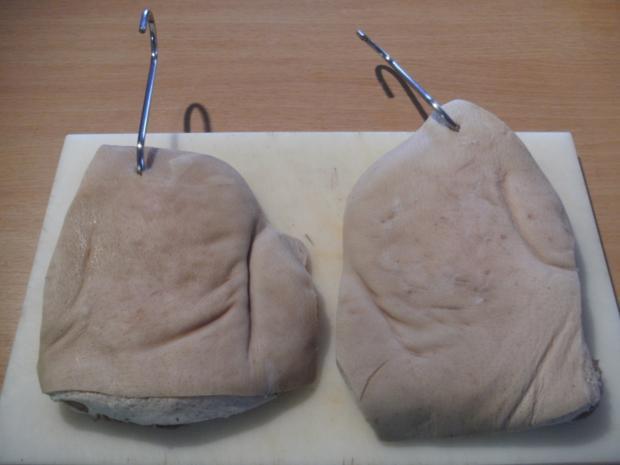 Fleisch: Guanciale ( ital. Spezialität ) - Rezept - Bild Nr. 4253