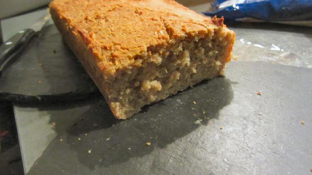 Honigbrot mit Mandeln - Rezept - Bild Nr. 3701