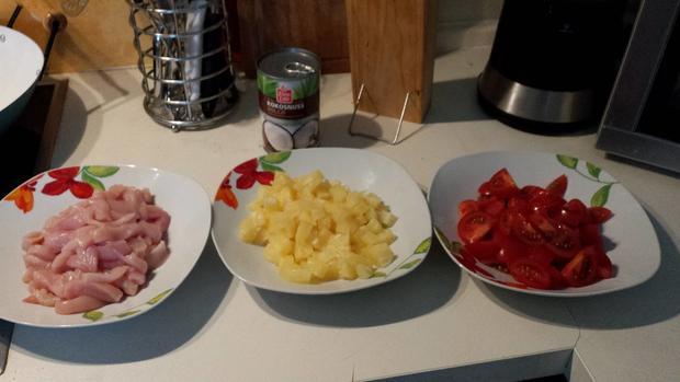 Tomaten-Hähnchen-Pfanne - Rezept - Bild Nr. 4346