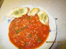 chili con carne mit baked beans - Rezept - Bild Nr. 3775