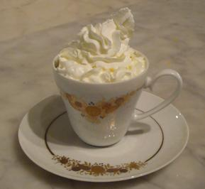 Spanische heisse Trinkschokolade, neues Rezept für 2 normale Tassen - Rezept - Bild Nr. 3783