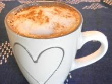 Hot Chocolate ...with Cinnamon and Honey ... ;-) - Rezept - Bild Nr. 3808