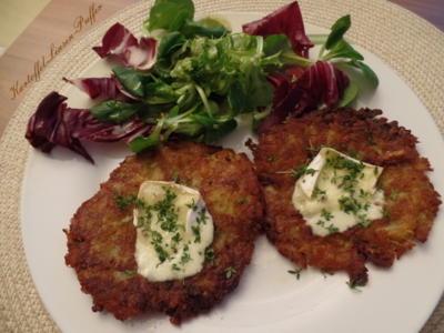 Kartoffel-Linsen-Puffer - Rezept - Bild Nr. 3831