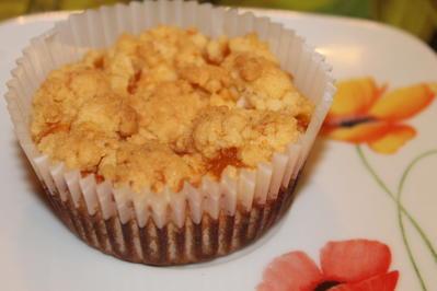 Fruchtige Streusel-Käse-Muffins - Rezept - Bild Nr. 3850