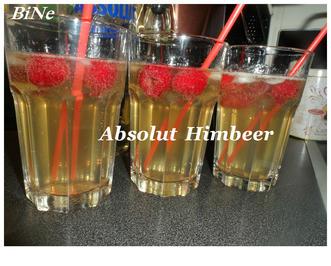 BiNe` S ABSOLUT HIMBEER - Rezept - Bild Nr. 3856