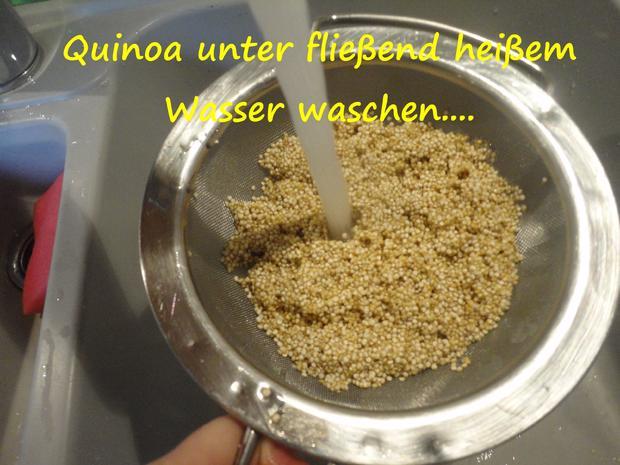 Quinoa Tomaten Törtchen - Rezept - Bild Nr. 3892
