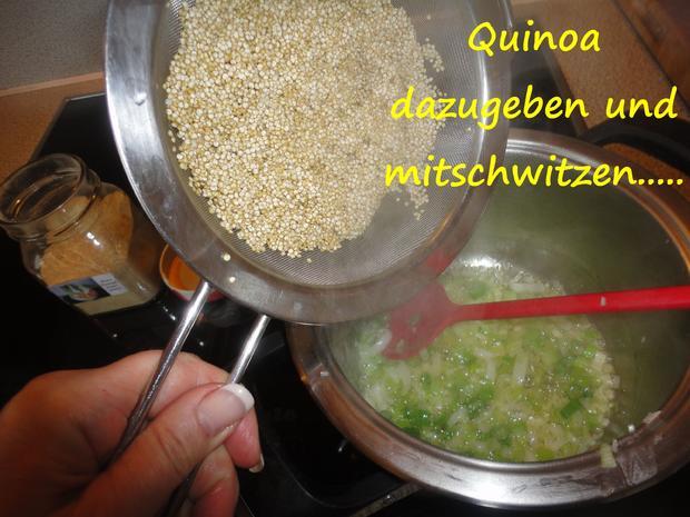Quinoa Tomaten Törtchen - Rezept - Bild Nr. 3897