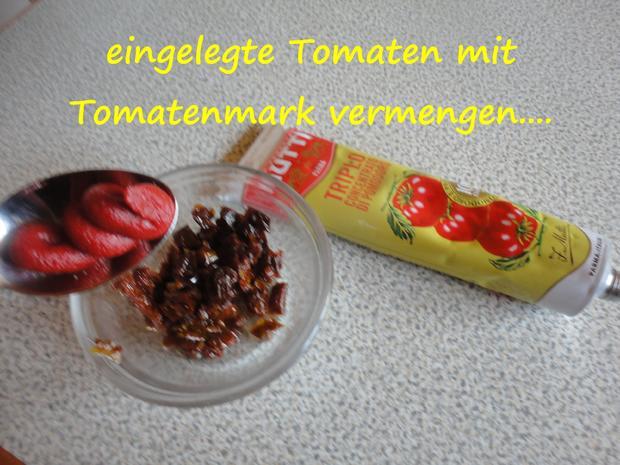 Quinoa Tomaten Törtchen - Rezept - Bild Nr. 3902