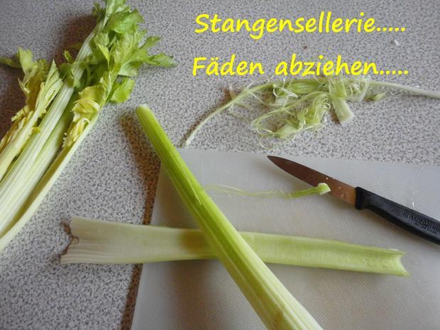 Stangensellerie Gemüse - Rezept - Bild Nr. 3910